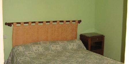 Les Guérinières Chambre à l'étage