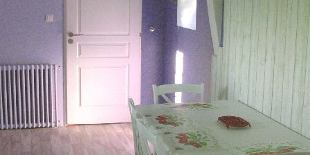 Chambres d'Hôtes Les Tilleuls Suite cuisine