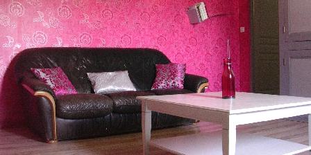 Chambres d'Hôtes Les Tilleuls Salon commun