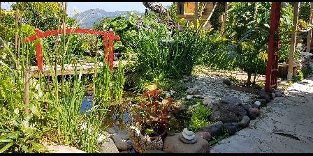Monique Cécillon Jardin japonisant