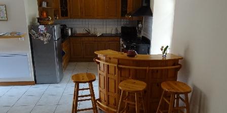 Location Saisonnière Clotaux Cuisine
