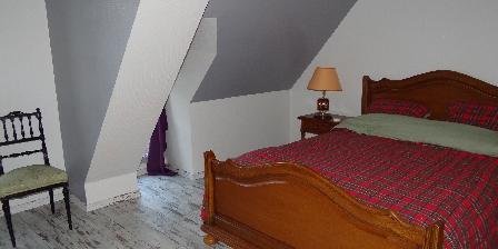 Location Saisonnière Clotaux Chambre 2