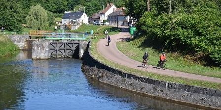 Beudet Louis Canal du Nivernais