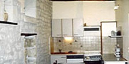 Les Vieux Chênes - Gîte Bleuet Le coin cuisine