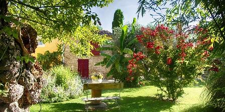 Bastide Sainte Agnès The Bastide and its garden