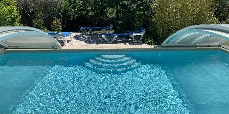 Bastide Sainte Agnès The Bastide pool