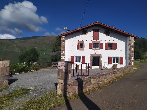Chambre d'hote Pyrénées-Atlantiques - Gite Peontenia