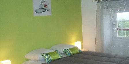 Maison Peontenia Chambre avec lit 140