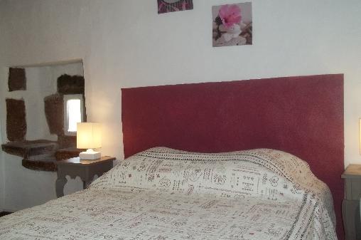 Chambre d'hote Pyrénées-Atlantiques - chambre avec lit 140