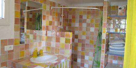 Location Saisonnière Lorgues Salle de bain