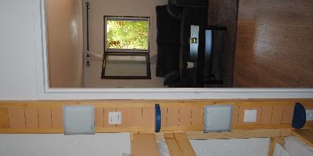 Appartement 126 Rez de Jardin PETITE CHAMBRE 2 LITS SUPERPOSES