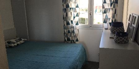 Rêve Bleu Lit escamotable dans la chambre