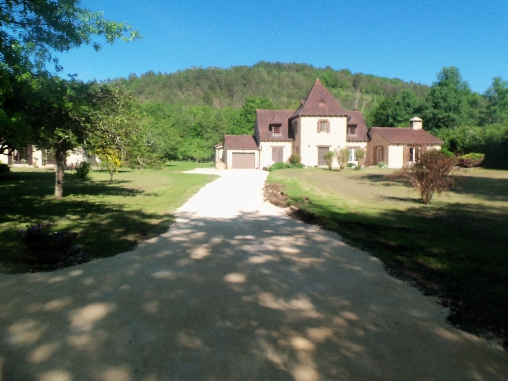 bed & breakfast Dordogne - La Source
