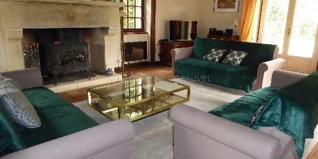 Domaine de Nauze-Fauvel - La Source The lounge