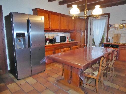 bed & breakfast Dordogne - The kitchen