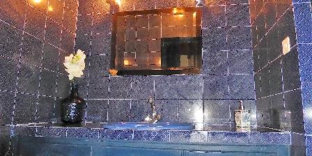 Domaine de Nauze-Fauvel - La Source Toilettes rez de chaussée