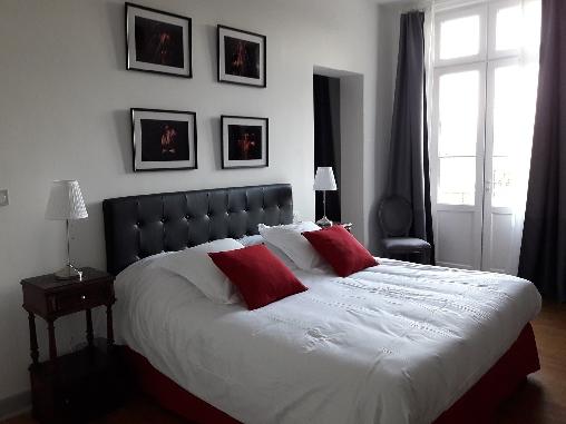bed & breakfast Tarn-et-Garonne - Suite Fire with terrace garden view