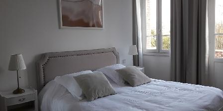 Au Coeur des Eléments Suite Quintessence with terrace and direct access to the garden