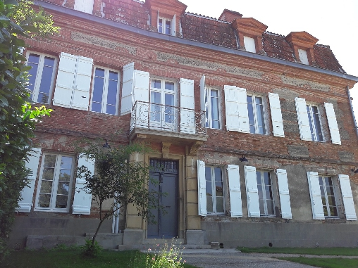 bed & breakfast Tarn-et-Garonne - Façade of the B&B Au Coeur des Elements