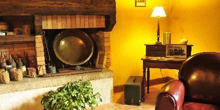 Chambres d'Hôtes au Vieux Moulin Coin salon détente