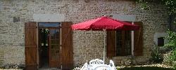 Chambre d'hotes Location Saisonnière dans La Maison d'Agnès en Bourgogne