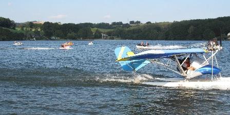 La Maison des Lacs L'activité aéro-nautique