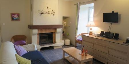 Gîte du Plessis Beaudouin Living room
