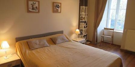 Gîte du Plessis Beaudouin Double bed room