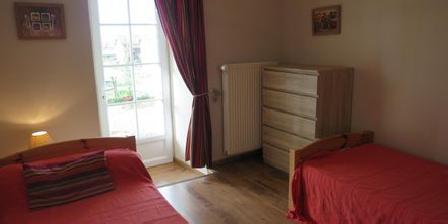 Gîte du Plessis Beaudouin Chambre lits simples