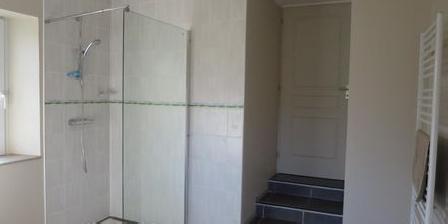 Gîte du Plessis Beaudouin Salle de bain