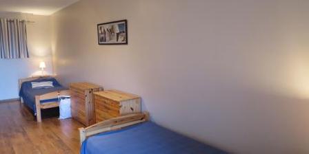 Gîte du Plessis Beaudouin Single bed room