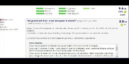 Chambre de Charme Romorantin et Zoo de Beauval Commentaires des Hôtes...