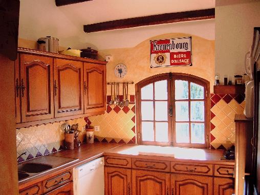 Chambre d'hote Var - Cuisine Villa Saint Roch