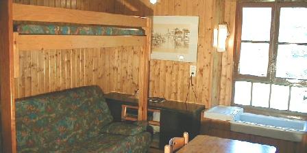 Studio du Planot Ambiance chalet dans le Studio