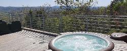 Chambre d'hotes Week-End insolite en Ardèche avec Spa privatif