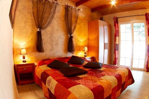 Chambre d'hote Drôme - chambre rabasso