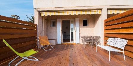 Location Saisonnière Villa Les Cactées Appartement D
