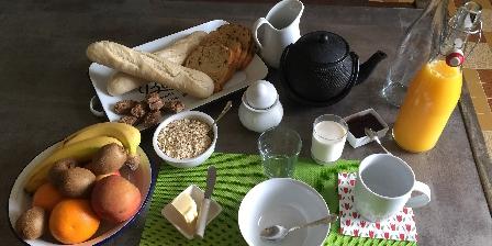 L'Intemporelle Petit-déjeuner