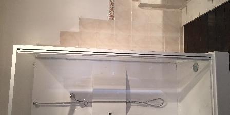 L'Intemporelle Chambre Suzanne salle de douche