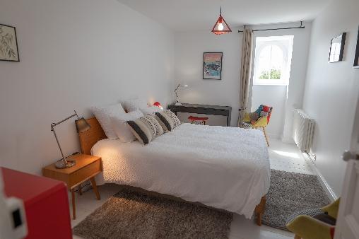 bed & breakfast Côtes-d'Armor - Salix room
