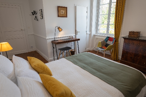 bed & breakfast Côtes-d'Armor - Crataegus room