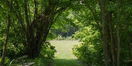 Chambres d'hôtes Kerléon Parc paysager