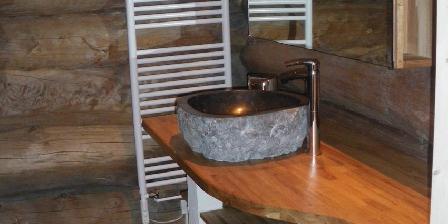 Le Larix La salle de bains