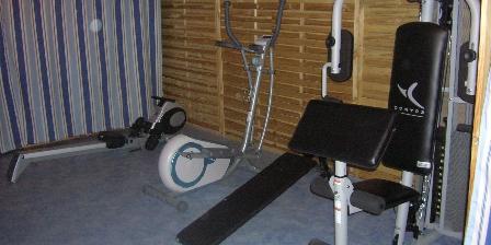 Gîte Le Ranch Espace fitness du Mas