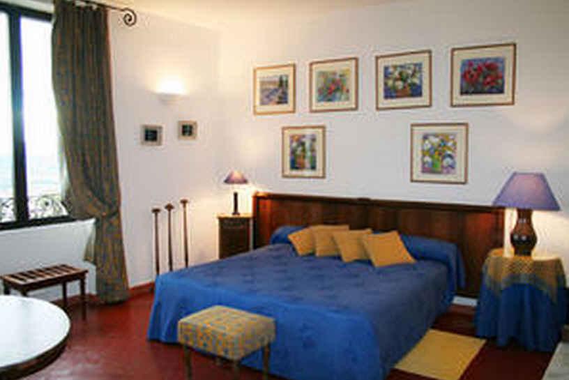 Chambre d'hote Vaucluse - Chambre Bleue