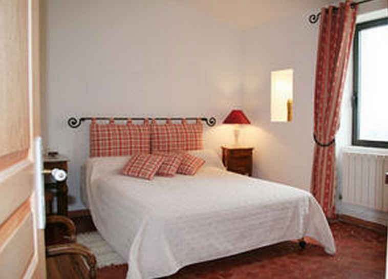 Chambre d'hote Vaucluse - Chambre Rose