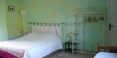 Domaine de la Grange Neuve Chambre l'Amandier