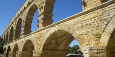 Mas Conil Le pont du Gard, notre grand voisin