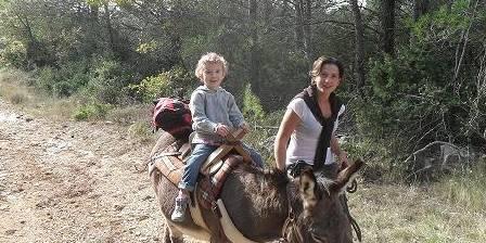 AUBUSS'ÂNE, ânes de randonnées et produits du terroir