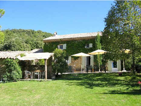 bed & breakfast Ardèche -